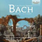 Bach. Chamber music for clarinet (CD)