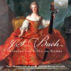 J.S. Bach. Sonatas for viola da gamba (C
