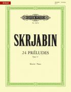 24 Preludia, op. 11