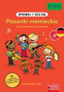 Piosenki niemieckie + CD - Śpiewaj i ucz