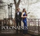 Polonezy na skrzypce i fortepian CD