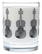 Szklanka skrzypce