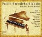 Polska muzyka klawesynowa vol. II - CD