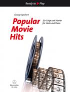 Popular Movie Hits for Violin and Piano
