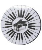Podkładka pod kubek z motywem klawiatury