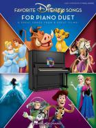 Favorite Disney Songs for Piano Duet