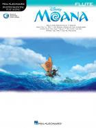 Moana / Vaiana. Skarb oceanu na flet