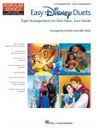 Łatwe duety Disney'a na 4 ręce na fortep