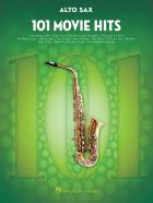 101 Movie Hits na saksofon altowy