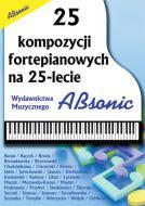 25 kompozycji fortepianowych na 25-lecie