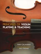 Principles Of Violin Playing And Teachin