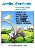 Jardin d'enfants - na fortepian