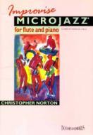 Improvise Microjazz na flet i fortepian