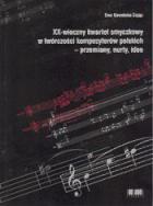 XX-wieczny kwartet smyczkowy w twórczośc