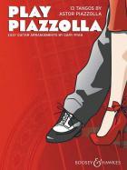 Play Piazzolla - na gitarę
