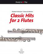 Classic Hits for 2 Flutes