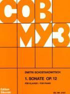 Sonata nr 1, op. 12