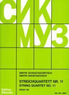 Streichquartett nr. 11, op. 122