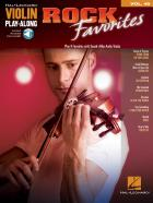 Rock Favorites. Violin Play-Along
