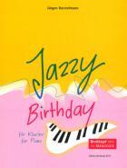 Jazzy Birthday - na fortepian