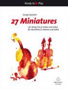 27 miniatur na trio smyczkowe
