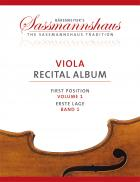 Viola Recital Album, vol. 1