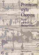 Przemiany stylu Chopina