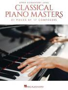 Classical Piano Masters: Upper Elementar