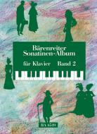 Bärenreiter Sonatina Album for Piano cz.