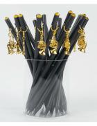 Ołówek czarny z waltornią