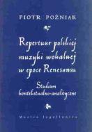 Repertuar polskiej muzyki wokalnej w epo
