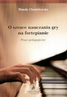 O sztuce nauczania gry na fortepianie