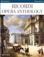 Ricordi Opera Anthology - mezzosopran