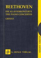 Koncerty fortepianowe - 5 tomów