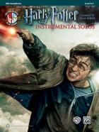 Harry Potter na saksofon altowy