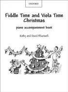 Fiddle & Viola Time Christmas - akompani