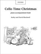 Cello Time Christmas - akompaniament for
