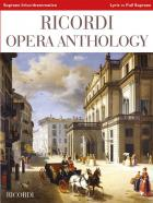 Ricordi Opera Anthology - sopran dramaty