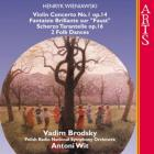 Violin Concerto No. 1 op. 14 - CD