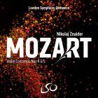 Violin Concertos Nos 4 & 5 - CD