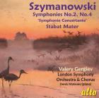 Symphony No.2, No.4, Stabat Mater CD