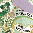 Mazurkas CD