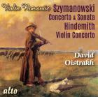 Violin Concertos & Sonata CD