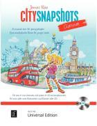City Snapshots na 1-2 klarnety