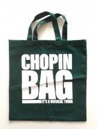 """Torba zielona """"Chopin Bag"""""""
