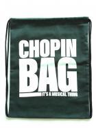 """Plecak - Worek bawełniany zielony """"Chopi"""