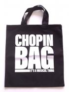 "Torba czarna ""Chopin bag"""