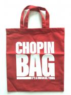 "Torba czerwona ""Chopin bag"""
