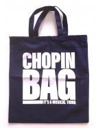 """Torba granatowa """"Chopin bag"""""""