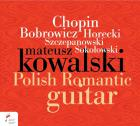 Polish Romantic Guitar CD